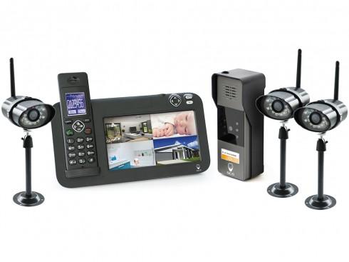 interphone video sans fil dect